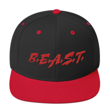 Load image into Gallery viewer, B.E.A.S.T. Snapback Hat