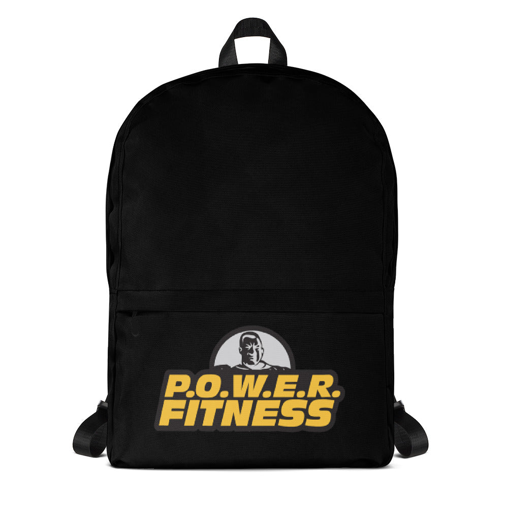 P.O.W.E.R. Fitness Backpack