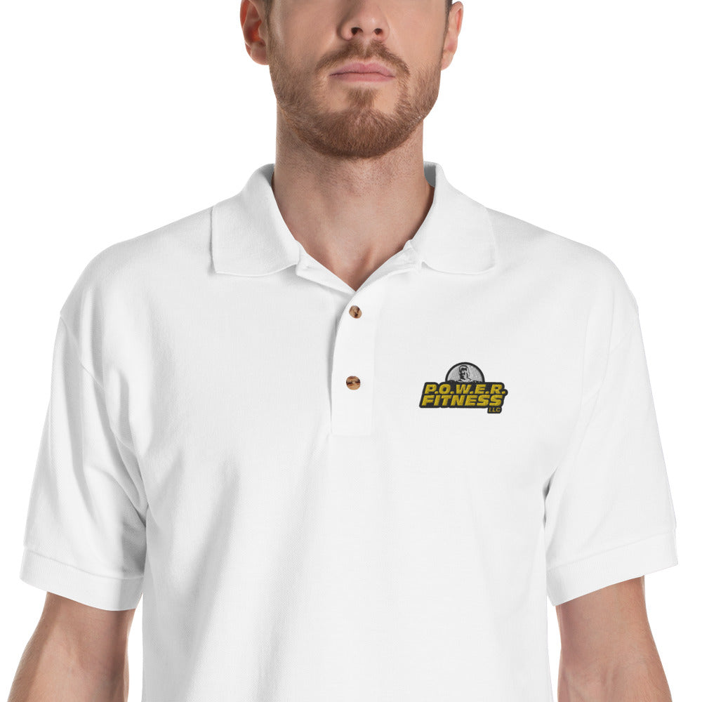 P.O.W.E.R. FITNESS Polo Shirt