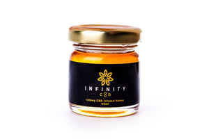 100mg Infused Honey - Infinity CBD