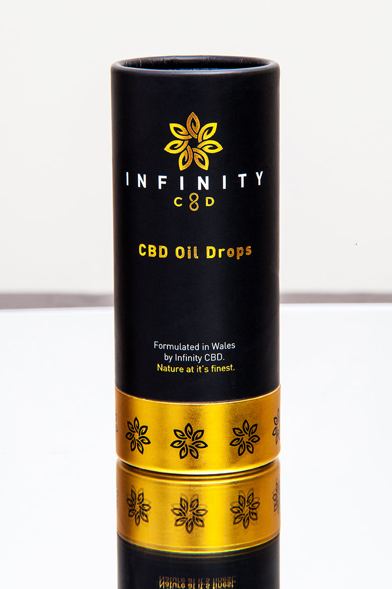 Infinity CBD Nothing but Nature CBD Oil Drops