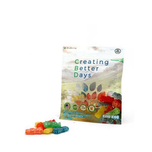 Creating Better Days CBD Gummies Pouch 150mg 10 pack