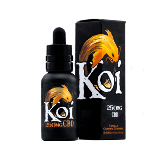 KOI NATURAL CBD OIL ORANGE FULL SPECTRUM - 30ML