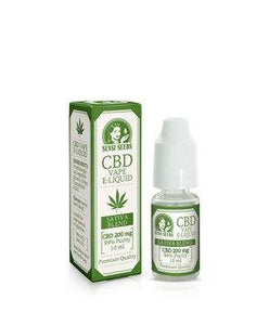 SENSI SEEDS CBD E-LIQUID 50MG - 200MG - 10ML