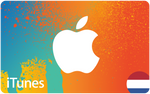 iTunes NL Gift Card
