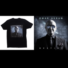 "Load image into Gallery viewer, ""Destiny"" T-shirt + CD"