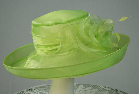 ASHRO HAT - LIME GREEN