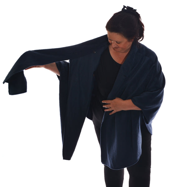 Polo Fleece Cape