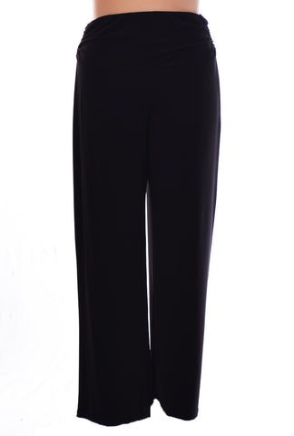 Ruched Full Length Pant - 422