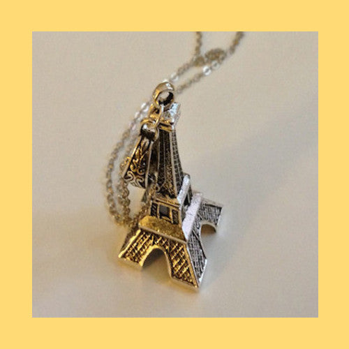 Jewelry - Eiffel Tower Pendant