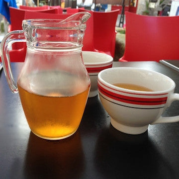 French Bistro Pitcher