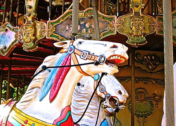 Art Photo - Montmartre Carousel