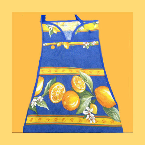 French kitchen apron