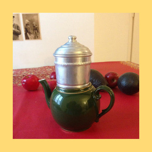 French Drip Coffee or Tea Pot