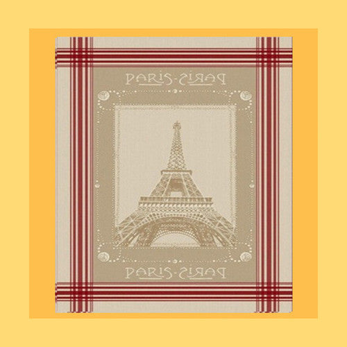 Eiffel Tower Tea Towel
