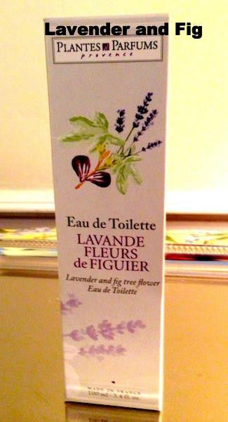 Eau de Toilette from Provence