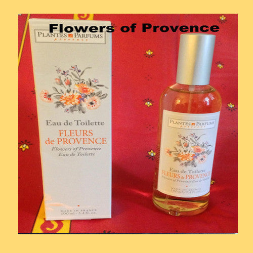 French Provence Eau de Toilette