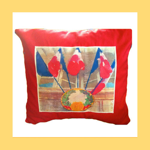 Paris Photo Pillow