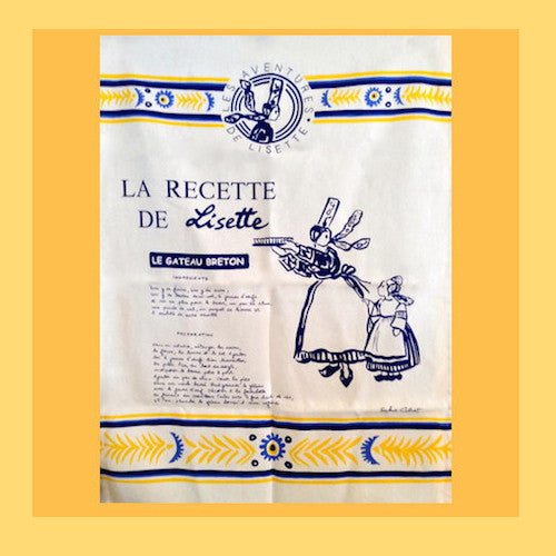 French Tea Towel
