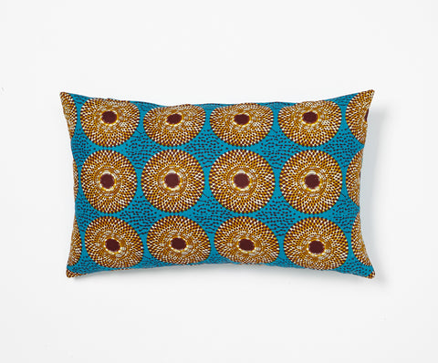 Kele Kele Cushion (Blue)