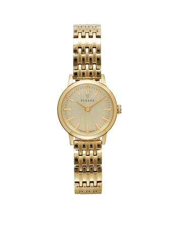 Elite Champagne Gold Link Small