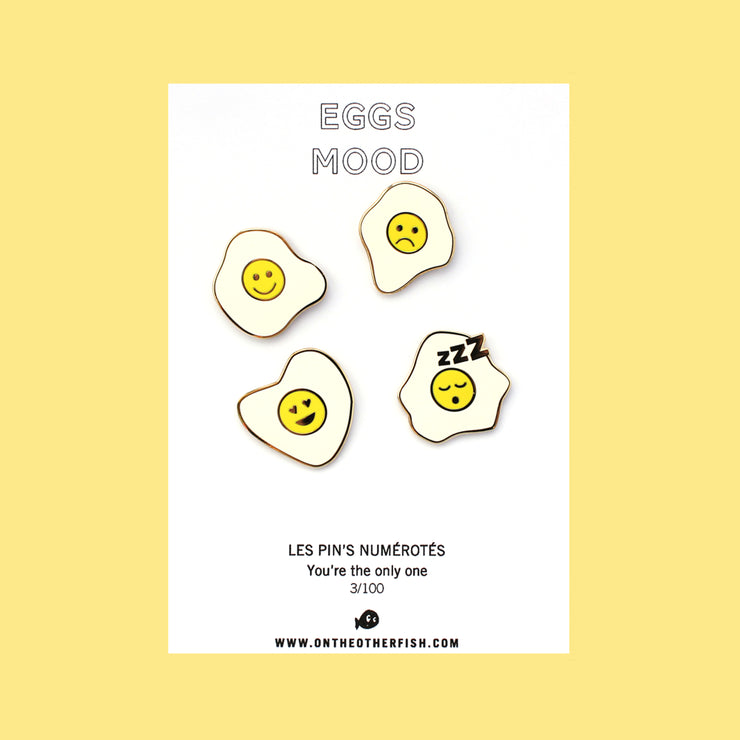 Pin's - Eggs Mood