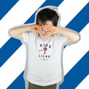T-shirt - Kids des Lilas - Paris