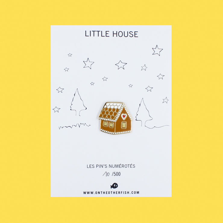 Pin's - Little House