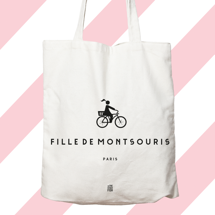 Sac - Fille de Montsouris - Paris