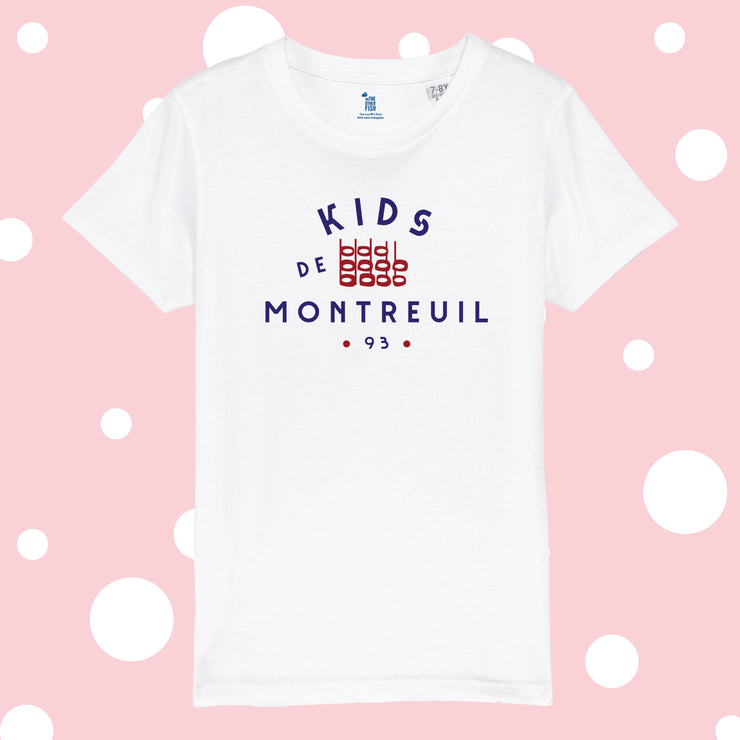 T-shirt - Kids de Montreuil - Saint-Denis