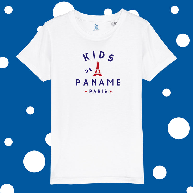 T-shirt - Kids de Paname - Paris