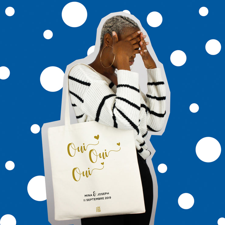 oh oui, tote bag, bag, sac, oh yes, sweat, mignon