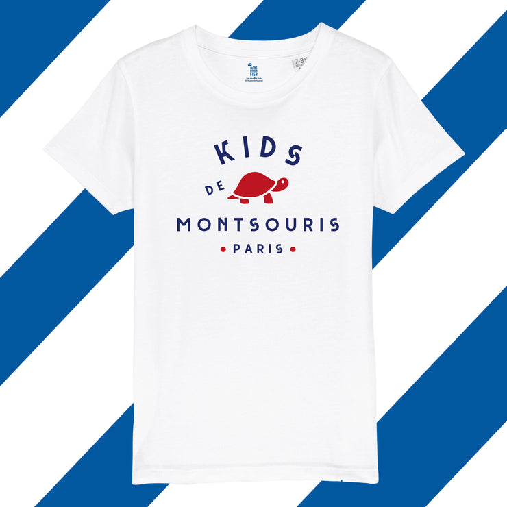 T-shirt - Kids de Montsouris