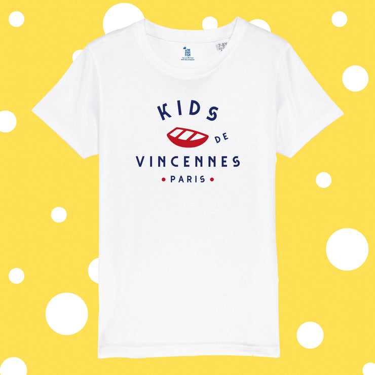T-shirt - Kids de Vincennes