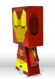 The billionaire playboy in Foldable Miniature Collectable