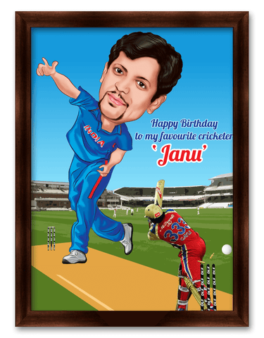 Happy Birthday To My Favorite Cricketer