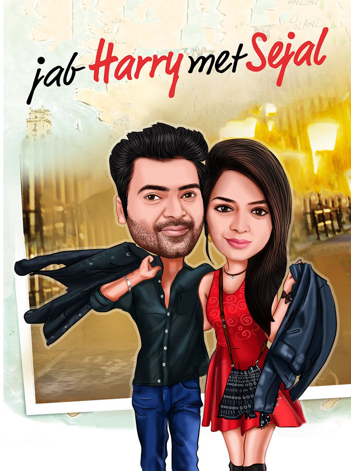 Jab Harry Met Sejal !!