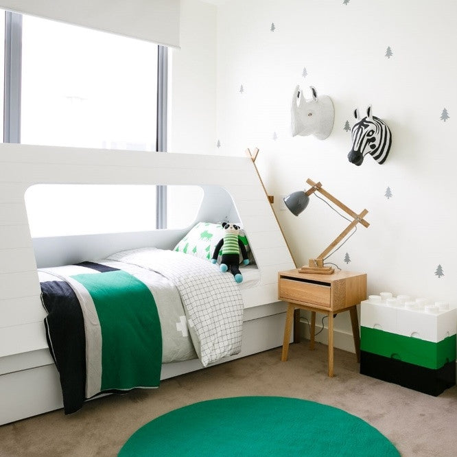 How to introduce this year's Pantone colour in your little ones room