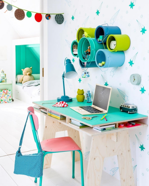 Growing Footprints Scandinavian Kids desk and study