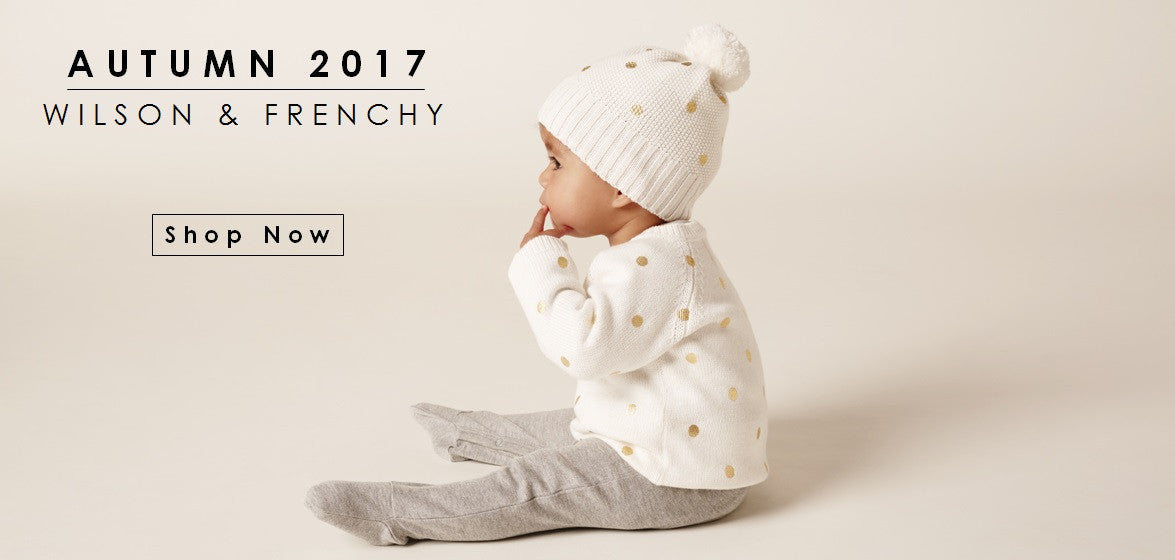 Growing Footprints Scandinavian Kids Wilson and Frenchy clothing