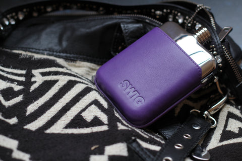 SWIG Flasks Exec Purple