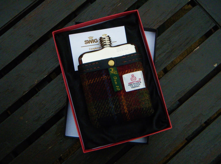 SWIG® Harris Tweed Gift Set