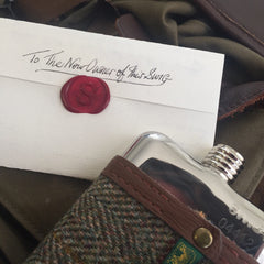 SWIG Handwritten Note (Wax Sealed)
