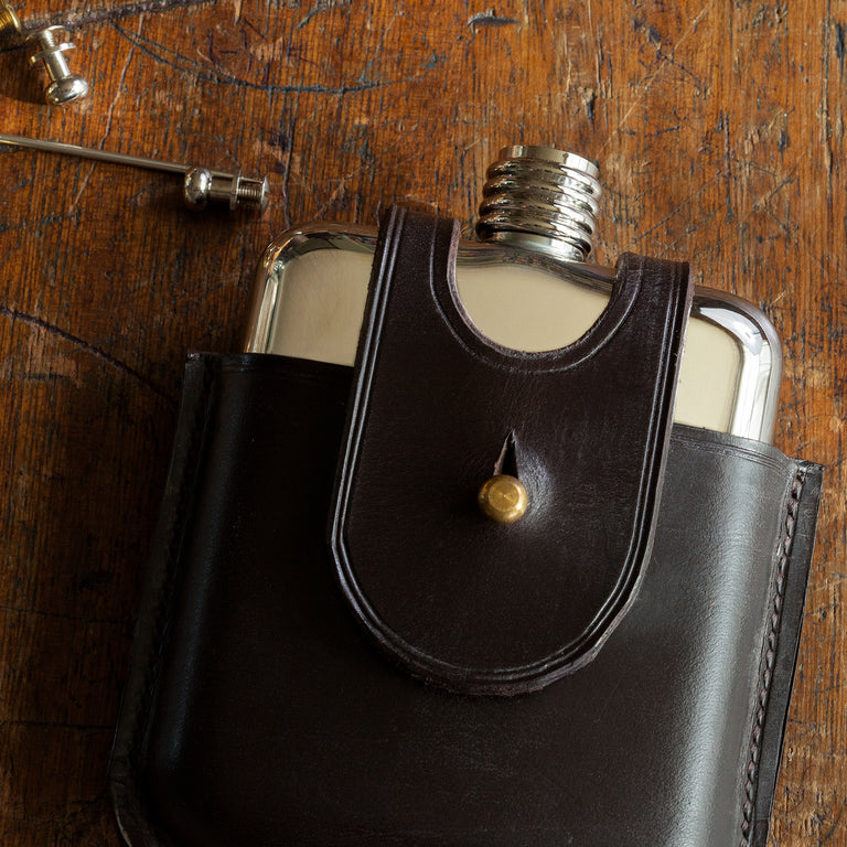 SWIG® Scottish Heritage Hip Flask