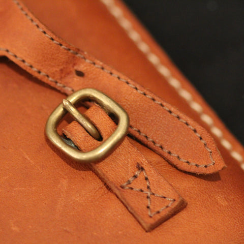 Kangaroo Leather Pouch - | SWIG