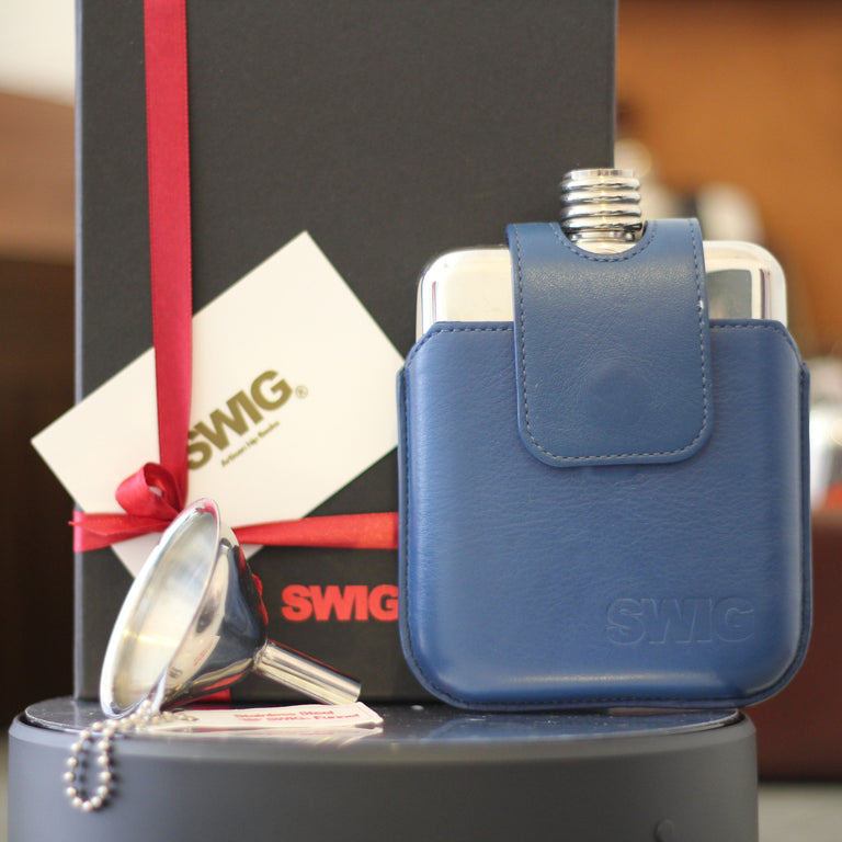 SWIG Magnetic Executive Flask Wedding Gift Set