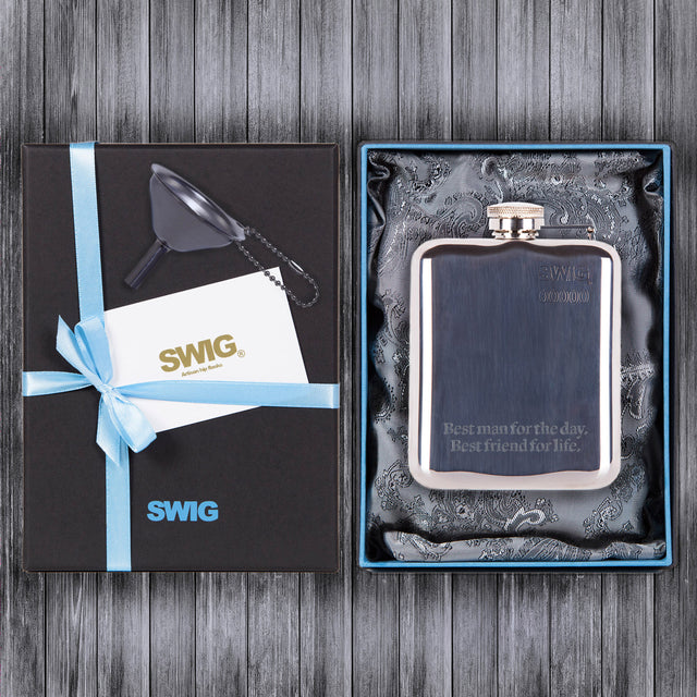 SWIG® Capped Wedding Gift Set