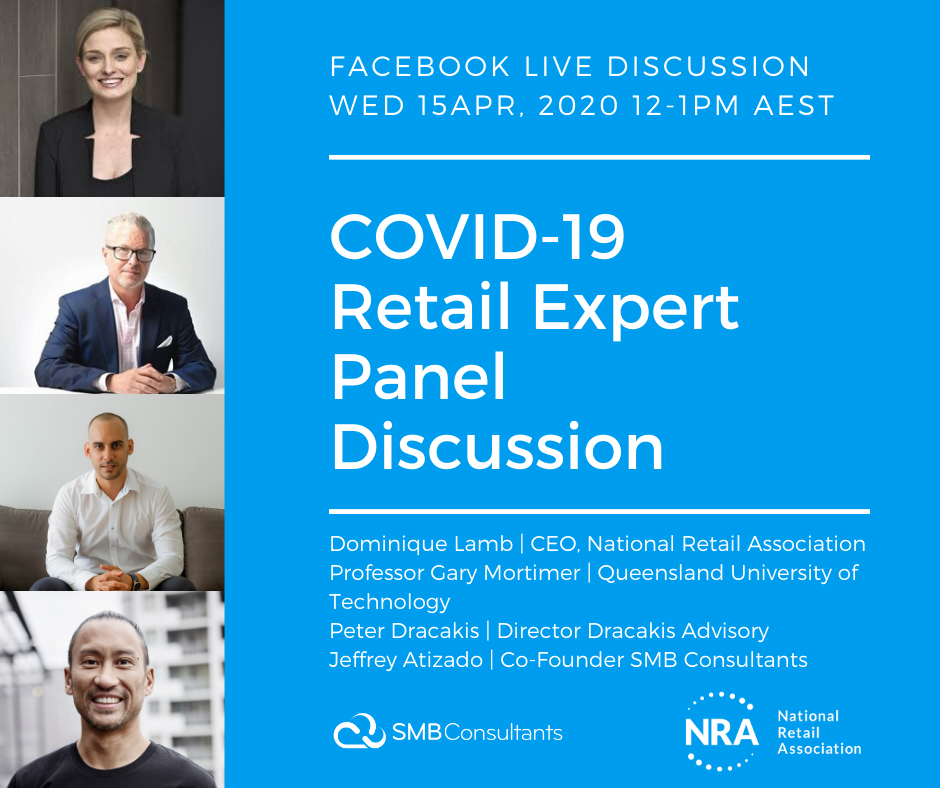 Retail Expert Panel Discussion