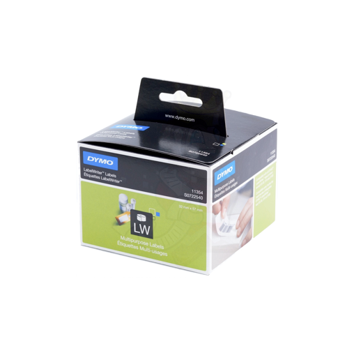 DYMO Labelwriter Multi Purpose Labels 57 x 32mm 1000/Roll