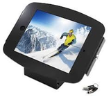 ML iPad Space Aluminium Enclosure Kiosk, BLACK